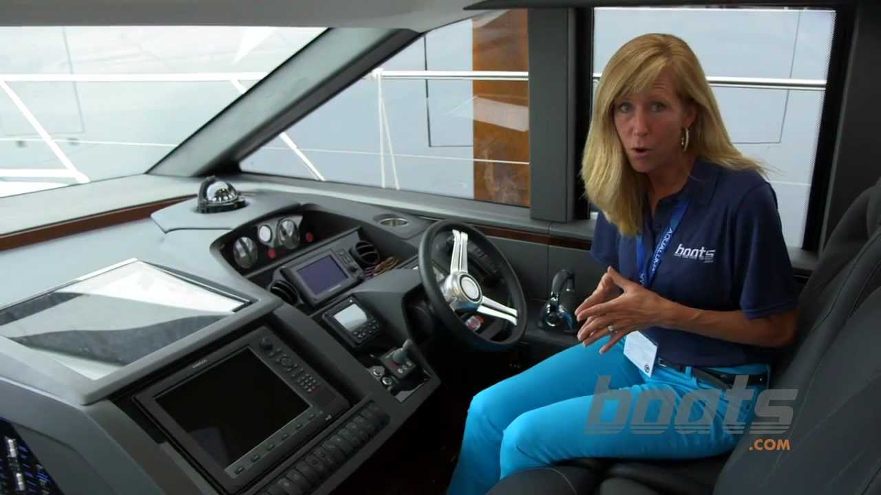 Princess Yachts V57: Sporty Creature Comforts thumbnail