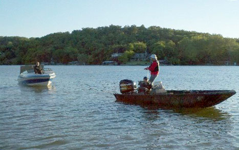 Search and Rescue: Lake of the Ozarks