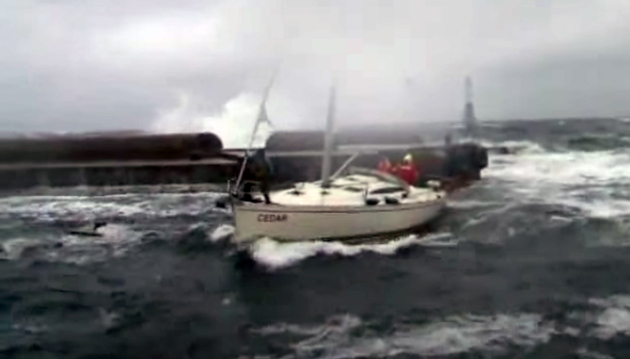 Manic Monday Video: Great Seamanship thumbnail