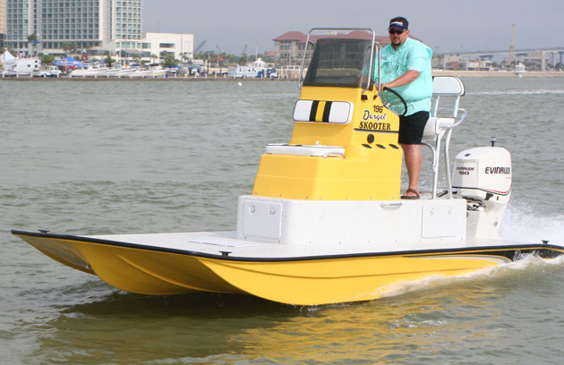 Boats We Love: The Dargel 196 Skooter