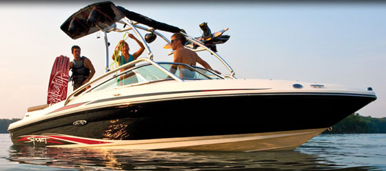 Sea Ray 205 Sport: Best-Selling Bowrider Over 20 Feet