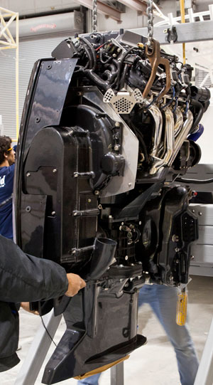 Seven Marine 557 Outboard Update thumbnail