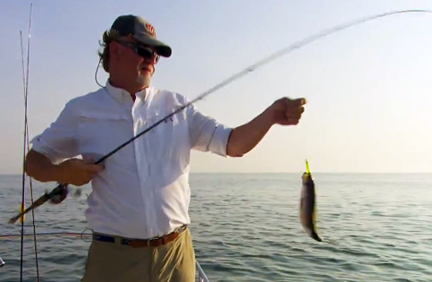 Fishing Friday: Expert Angler Shawn Kimbro on Got Bait? thumbnail