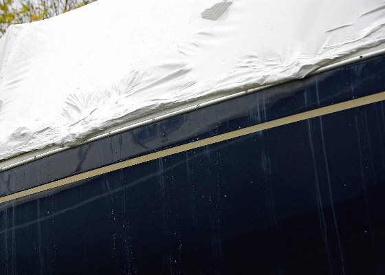 Protect Your Paint Job When Covering Your Boat