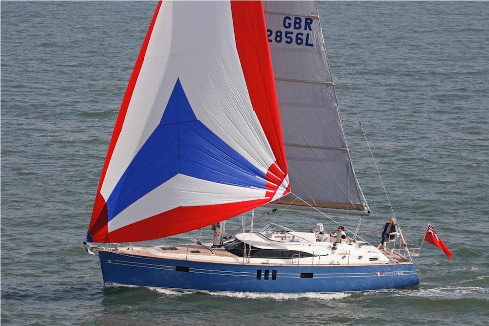 Southerly 420, Gunfleet 43: New Center-Cockpit Cruisers thumbnail