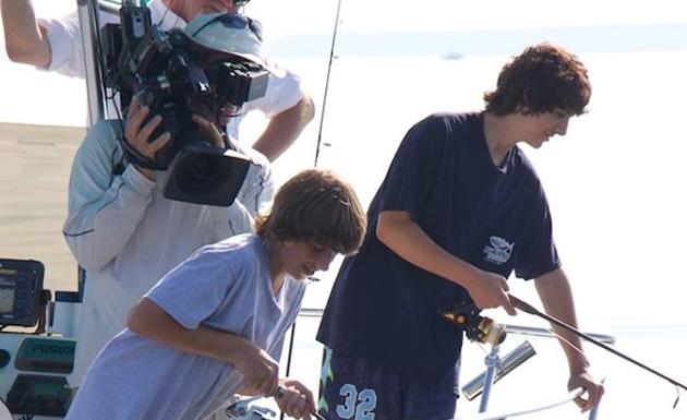 Fishing Friday: Striped Bass Won't Eat Live Spot? Really!?
