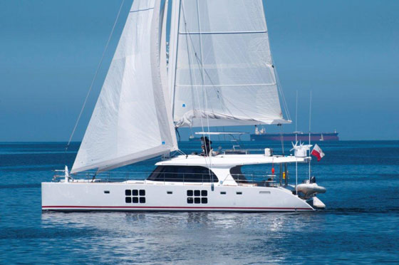 Sunreef 58 Displays at Cannes Boat Show thumbnail
