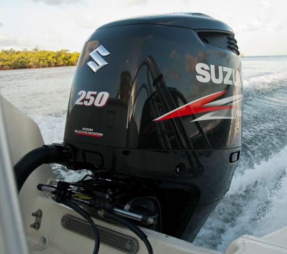 Suzuki Unveils New Outboard Models thumbnail