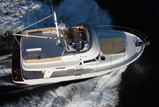 Beneteau Trawler Tests the Waters of the Great Loop
