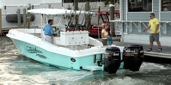 Teleflex Joystick Control for Outboards Debuts at Miami Boat Show