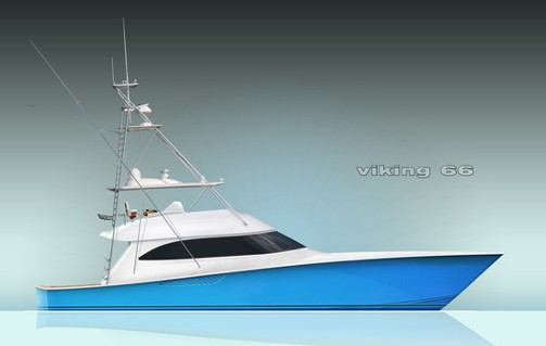 Viking 66 Convertible and Enclosed Bridge are Coming!