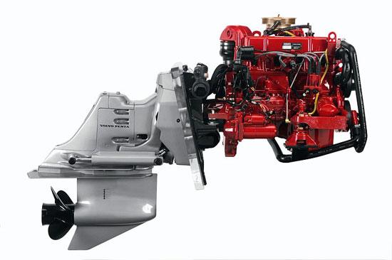 Volvo Penta Drops 3.0-Liter Engines