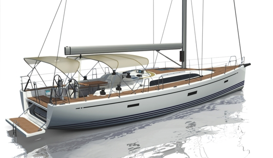 X-Yachts Extends the XP Line with a 50-footer thumbnail
