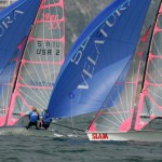 Olympic Sailing Circus Continues