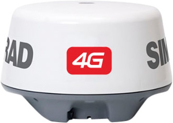 4G is the latest incarnation of Broadband radar.