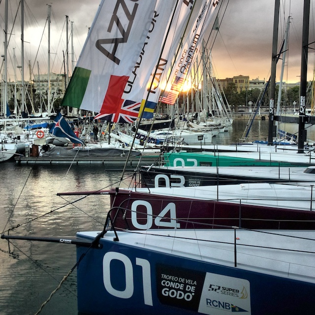 52 Super Series in Barcelona