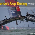 Digital Vagabond: How To Watch the America's Cup Live