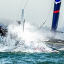 Digital Vagabond: Moment of Truth on an America's Cup 45