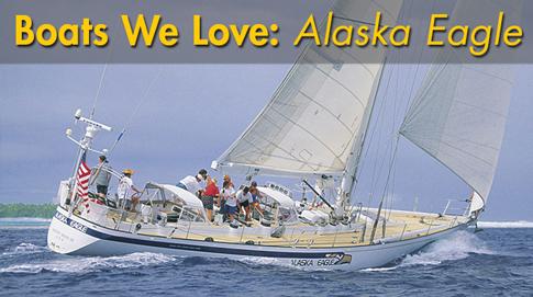 Boats We Love: Alaska Eagle, née Flyer