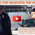 Nautical Nomad: Atlantic Cup Mascots