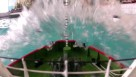 Manic Monday Video: Model Boat Takes on Heavy Seas
