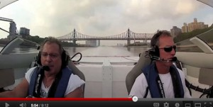 At nine-minutes long, the NPBA video on Stuart Hayim chronicles his recent powerboat endurance record, as well as his cancer awareness and researching efforts.