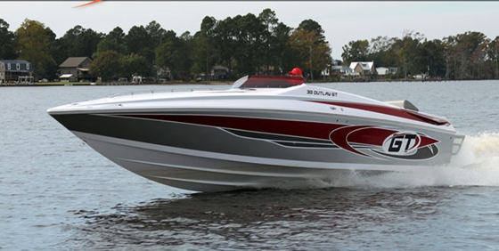 The future of fountain and donzi just say maybe for Donzi fishing boats