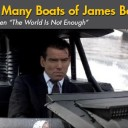 The Many Boats of James Bond