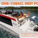 The Marker One: Cobalt Enters the Pontoon Boat Market
