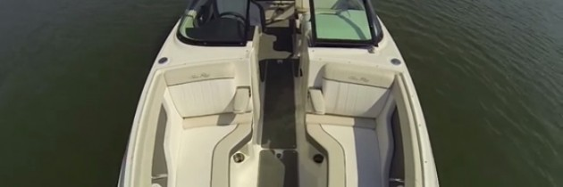 Video Boat Review Insider Clip: Sea Ray Console Wiring