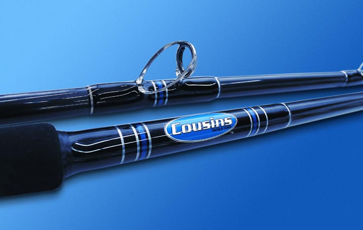 fishing friday: new fishing tackle from cousins - boats, Fishing Reels