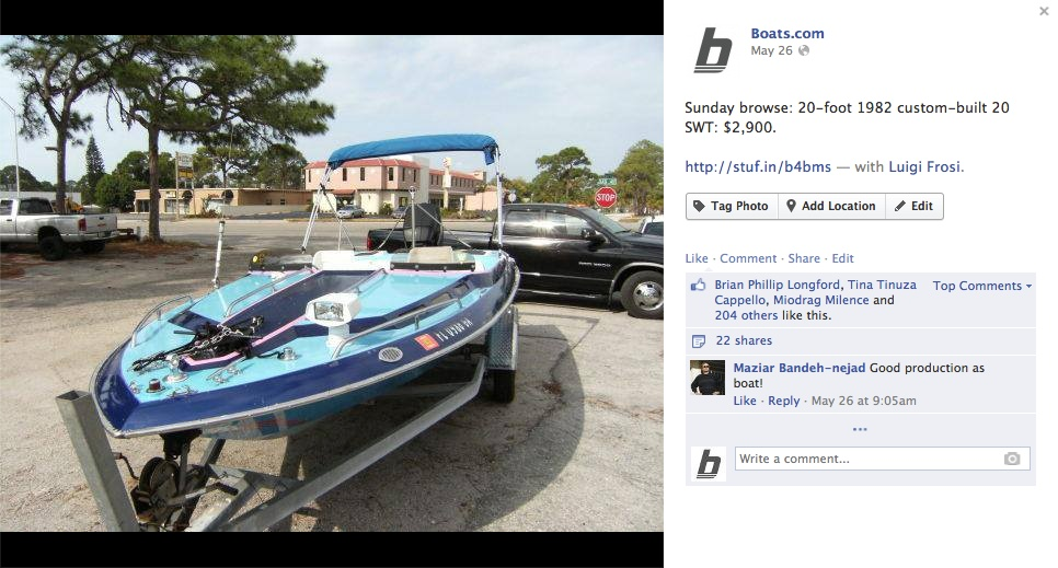boats.com listings Custom
