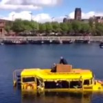 Duck Boat sinks in Liverpool