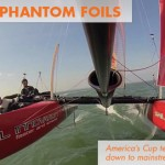 Foil-No-Foil? No Question for Flying Phantom
