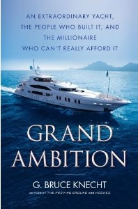 book cover, Grand Ambition