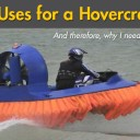 3 Possible Uses for the Flying Fish Hovercraft
