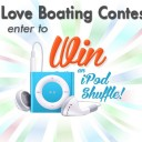 Win an iPod Shuffle in the Boats.com I Love Boating Contest