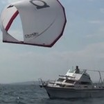 Manic Monday Videos: Kite Sail for Powerboaters