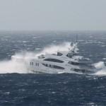 Lady Linda: a Megayacht Built the Hard Way