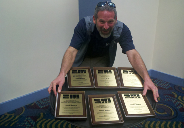 Lenny Rudow BWI awards