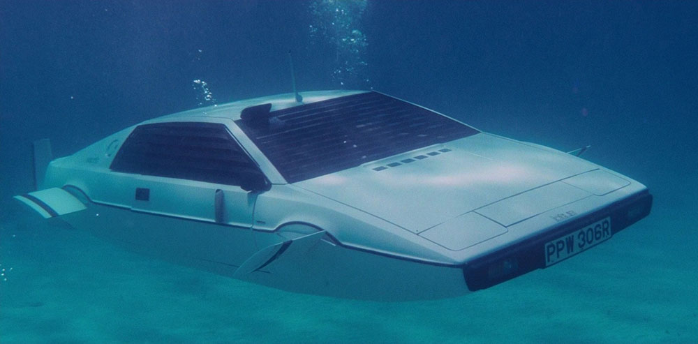 Lotus Esprit Turbo from The Spy Who Loved Me