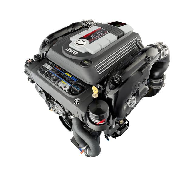 Mercruiser 4.5 L boat engine