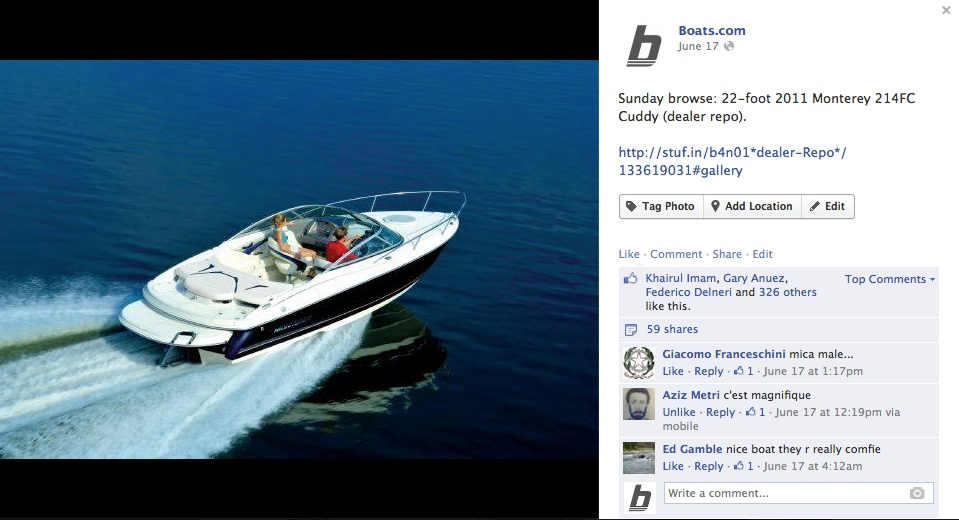 boats.com listings Monterrey