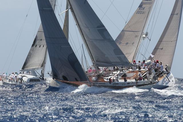 Swan 51 racing yacht