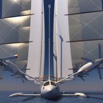 Manic Monday: Flying Yacht Concept