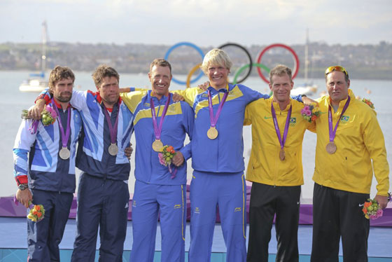 2012 Olympics Star medalists