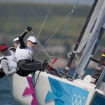 US Olympic Match Racers Hit Form