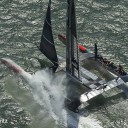 Manic Mondays: America's Cup Action