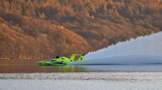 Peters & May Unlimited hydroplane