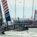 Digital Vagabond: Showtime for Red Bull Youth America's Cup
